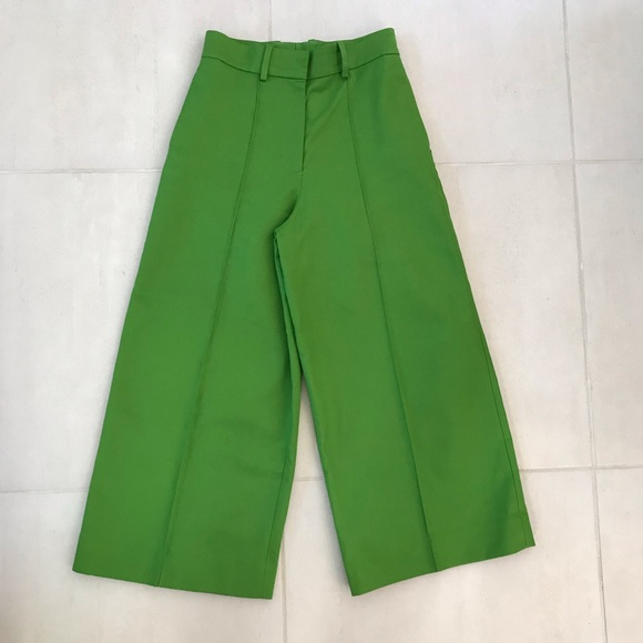 820eee38246f COS Pants | Cotton High Rise Pockets Wide Leg Culottes | Poshmark